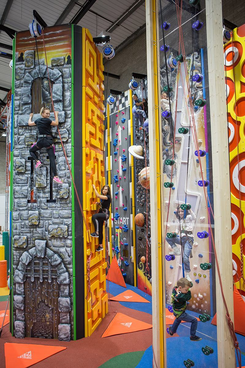 Grip Go Adrenaline Centre - Children's birthday parties rossendale